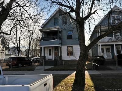 New Haven Multi Family Home For Sale: 449 Dixwell Avenue