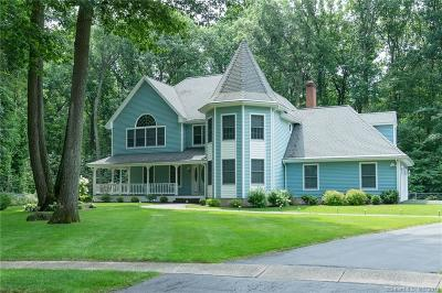Southington Single Family Home For Sale: 181 Roxbury Road