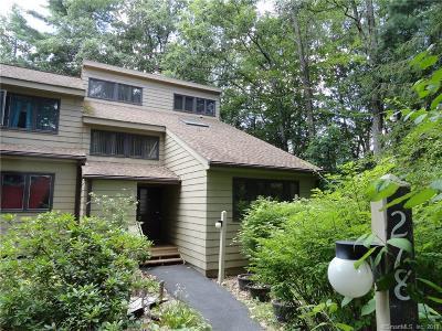 Torrington Condo/Townhouse For Sale: 278 Cliffside Drive #278