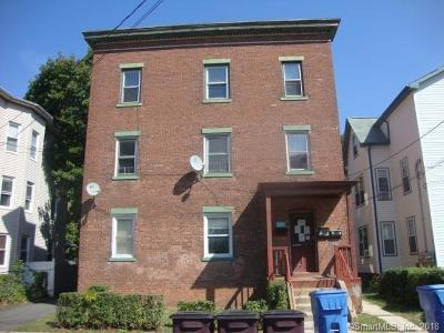 New Britain Multi Family Home For Sale: 123 Lawlor Street