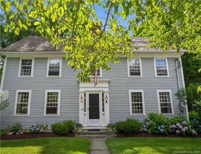 Guilford Single Family Home For Sale: 58 Fair Street