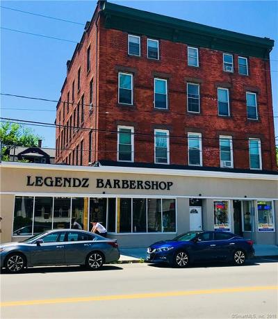Meriden Commercial For Sale: 246 West Main Street