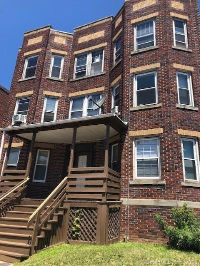 New Britain Multi Family Home For Sale: 637 West Main Street