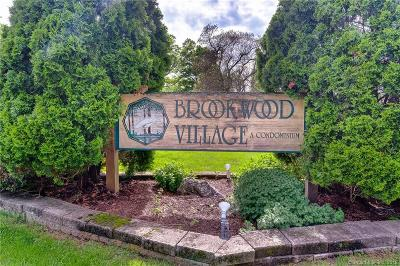 Rocky Hill Condo/Townhouse For Sale: 100 Brookwood Drive #A