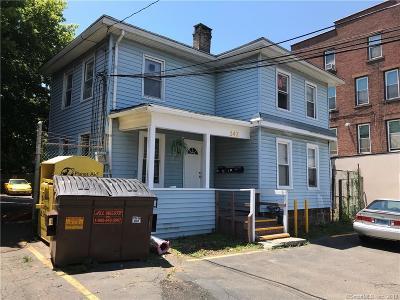 Meriden Multi Family Home For Sale: 242 West Main Street