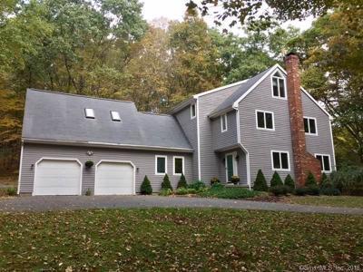 Southbury Single Family Home For Sale: 49 Shane Drive