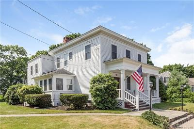 New Haven County Single Family Home For Sale: 100 Water Street