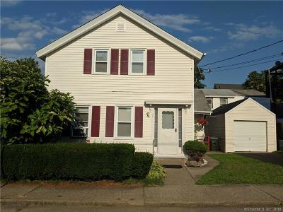 Norwich Single Family Home For Sale: 7 Penobscot Street