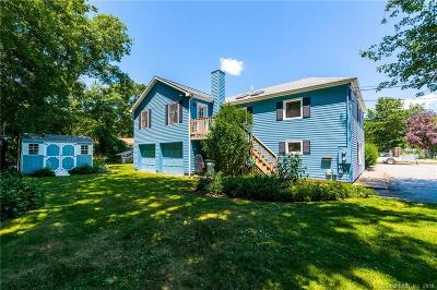 Groton Single Family Home For Sale: 748 Poquonnock Road