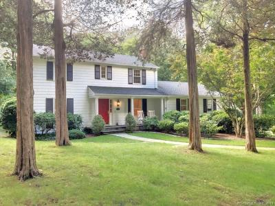 Wilton Single Family Home For Sale: 119 Washington Post Drive