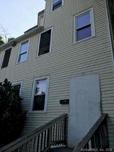 Hartford Multi Family Home For Sale: 471 Garden Street