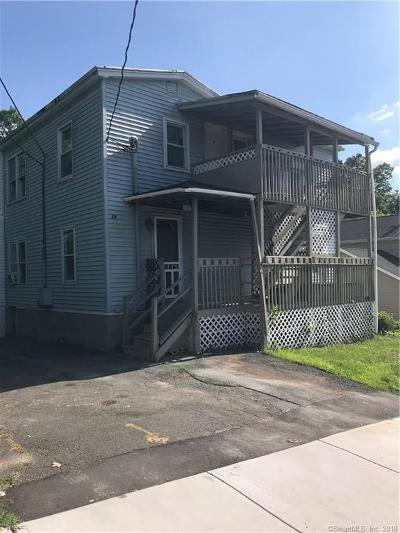 Bristol Multi Family Home For Sale: 28 Irving Street