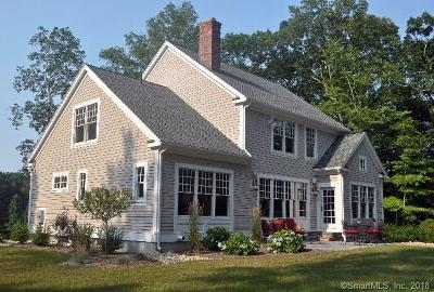 Groton Single Family Home For Sale: 522 Noank Road
