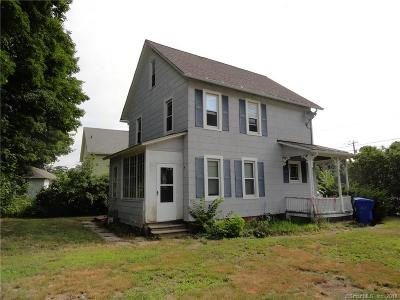 Torrington Single Family Home For Sale: 85 Brightwood Avenue