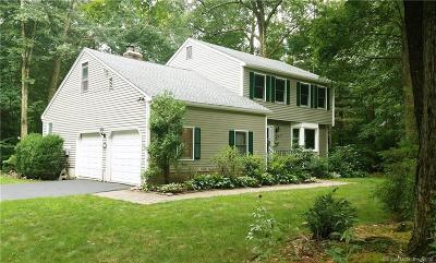 Farmington Single Family Home For Sale: 21 Old Village Lane