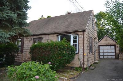Norwalk CT Single Family Home For Sale: $299,950