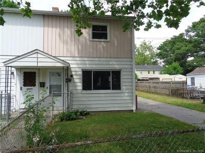 Stratford Single Family Home For Sale: 306 Columbus Avenue