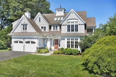 Westport CT Single Family Home For Sale: $2,389,000