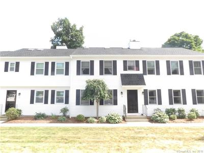 Watertown Condo/Townhouse For Sale: 319 Thomaston Road #74