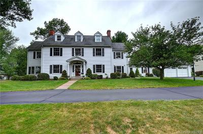 Wethersfield Single Family Home For Sale: 11 Golf Road