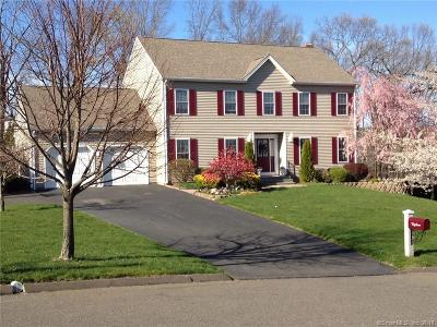 Wallingford Single Family Home For Sale: 18 Patricks Court