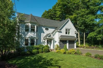 Westport CT Single Family Home For Sale: $1,775,000