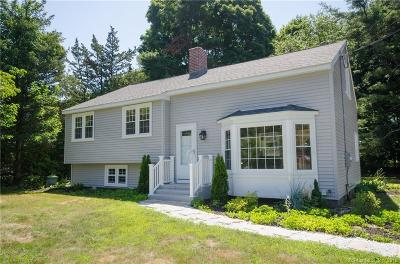 Branford Single Family Home For Sale: 7 Collins Drive