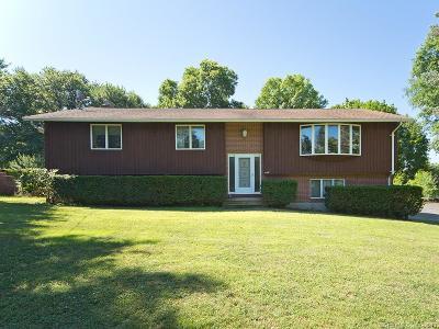 Newington Single Family Home For Sale: 449 Cedar Street