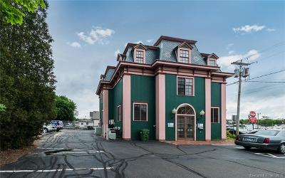 Wallingford Commercial For Sale: 43 Hall Avenue