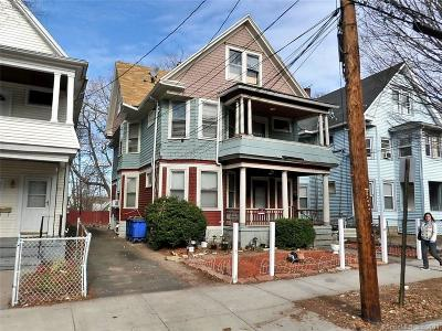 New Haven Multi Family Home For Sale: 156 Sheffield Avenue