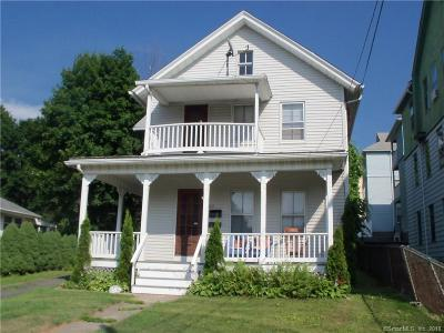Waterbury Multi Family Home For Sale: 1163 West Main Street