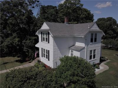 Plainville Single Family Home For Sale: 42 Park Street