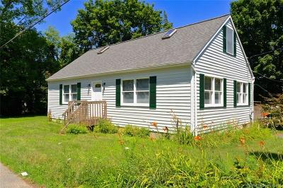 Danbury Single Family Home For Sale: 8 Bronson Road