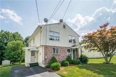 New Britain Single Family Home For Sale: 124 Alden Street