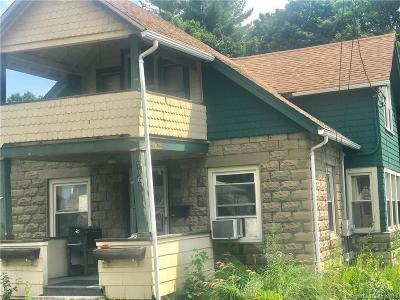 Plainville Single Family Home For Sale: 106 Bohemia Street