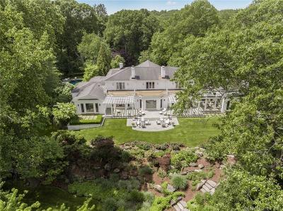 Fairfield County Single Family Home For Sale: 7 Wyckham Hill Lane