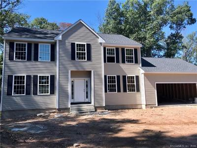 Cheshire Single Family Home For Sale: 125 North Timber Lane