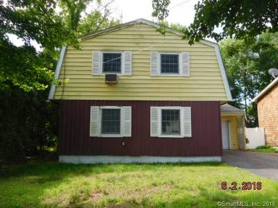 Norwalk CT Single Family Home For Sale: $359,900