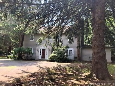 Branford Single Family Home For Sale: 23 Tweed Road