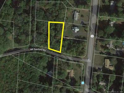 Cheshire Residential Lots & Land For Sale: Lot 3 Mount Sanford Road