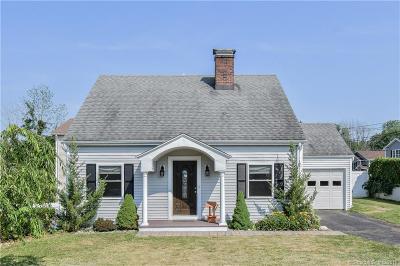Branford Single Family Home For Sale: 23 Mona Avenue