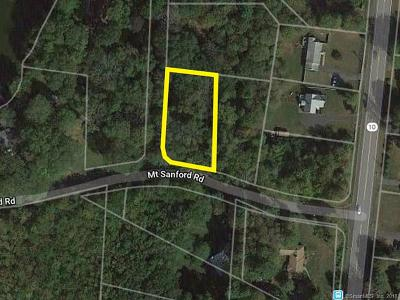 Cheshire Residential Lots & Land For Sale: Lot 4 Mount Sanford Road