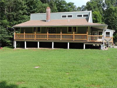 Single Family Home For Sale: 1614 North Road