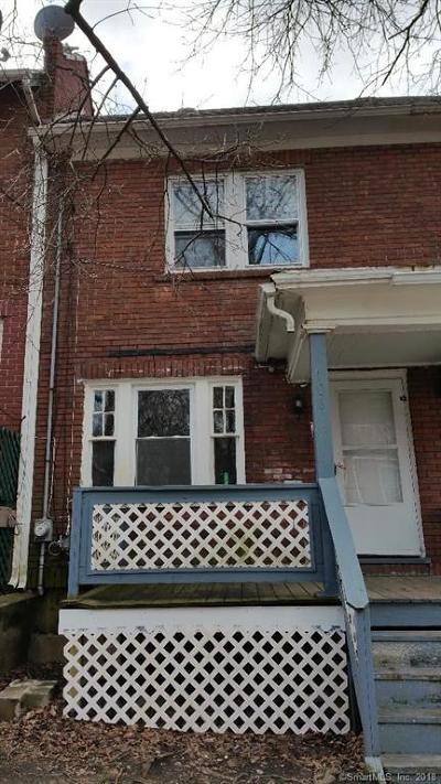Waterbury Single Family Home For Sale: 106 Ives Street
