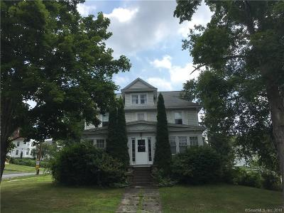 Thomaston Single Family Home For Sale: 150 High Street