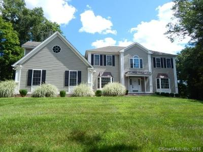 Westport Single Family Home For Sale: 106 Greens Farms Road