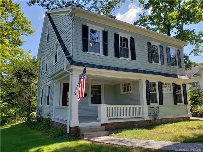 Watertown Single Family Home For Sale: 113 Middlebury Road