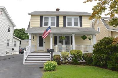 Stamford Single Family Home For Sale: 534 Fairfield Avenue