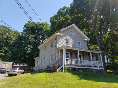 Meriden Multi Family Home For Sale: 742 Hanover Road