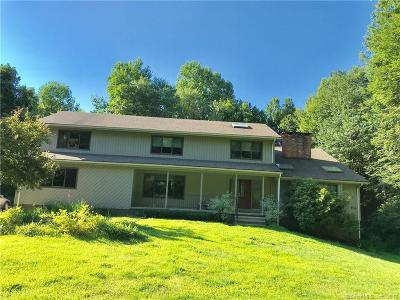 Fairfield County Single Family Home For Sale: 78 Barn Hill Road